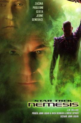 J.M. Dillard: Star Trek Nemesis