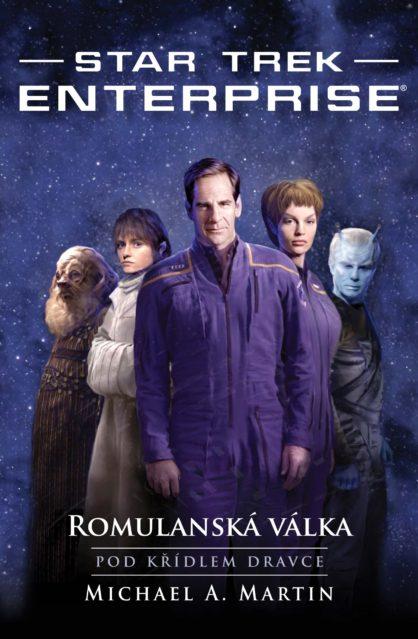 Michael A. Martin: Romulanská válka – Pod křídlem dravce (2/3)