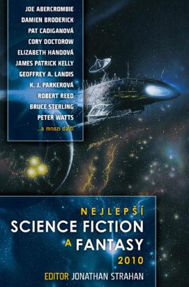 Jonathan Strahan sest. Nejlepší science fiction a fantasy 2010