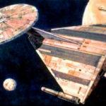 """Enterprise z filmu """"Planeta Titánů"""""""