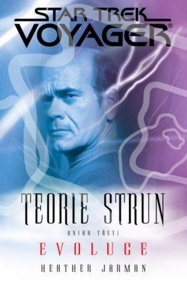 Heather Jarman: Teorie strun, kniha III – Evoluce